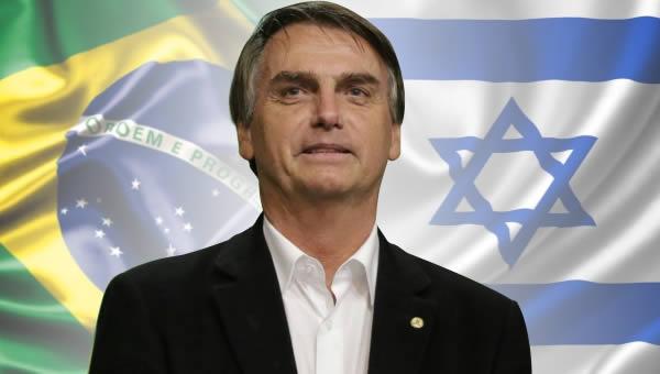 Resultado de imagem para Bolsonaro para Israel